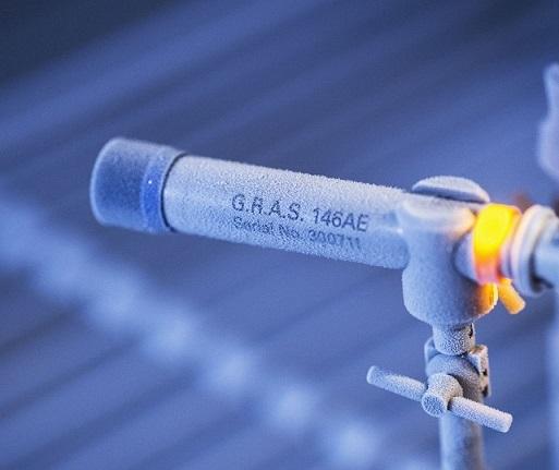 GRAS Rugged Automotive Microphone