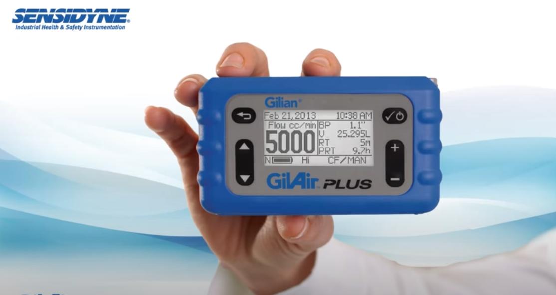 GilAir Plus Video