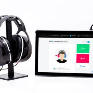 smart mobile audiometer